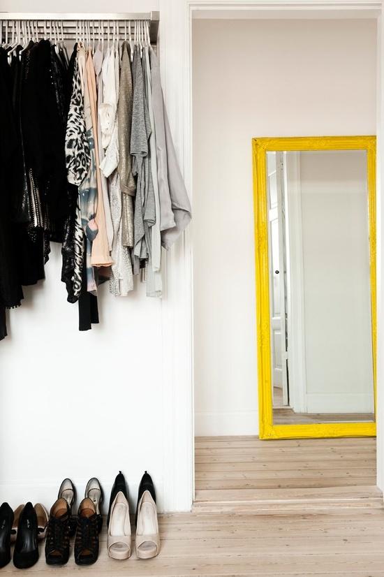 Keltainen peili