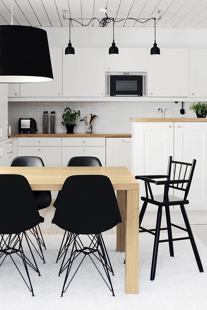Keittiön pieni suuri muutos  Design Wash